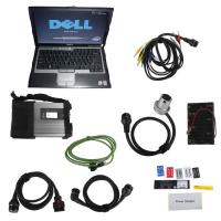 Cheap WIFI V2017.07 MB Star C5 SD Connect Compact C5 with Dell D630 Laptop for Cars and Trucks wholesale