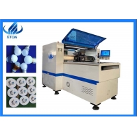 Cheap Touch Screen 45000cph 4kw Bulb SMT Mounting Machine wholesale
