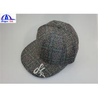 Buy cheap Emboridery Logo Polyester Double Layer Sports Baseball Caps for Women / Men from wholesalers