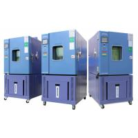 China Air Cooling Environmental Test Chamber , Temperature Humidity Stability Test Chamber on sale