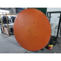 Cheap 1800mm 72 Inch Big Reinforced Concrete Wall Cutting Saw Depth Of Cut Up To 83cm wholesale