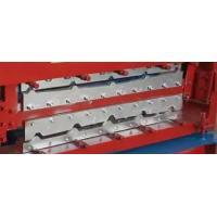 China Aluminium Double Layer Roofing Sheet Cold Roll Forming Machine 16 Stations on sale
