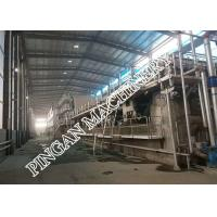 China Paper Recycling Machine For Kraft Absorbant Paper Making Machine on sale