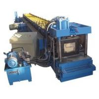 Z-Shaped purline forming machine