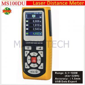 Cheap 100M Laser Distance Meter with USB MS100DU wholesale