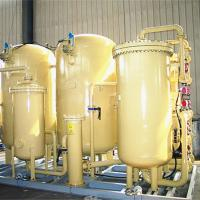 Cheap 90-95% Purity Psa Oxygen Plant Small Footprint With 0.1-0.4Mpa Pressure Adjustable wholesale