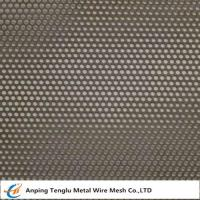 Cheap Stainless Steel 304 Perforated Metal  Staggered and Square type 2.5x1.25m wholesale