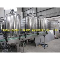 China Mineral water making equipment on sale