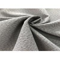 High Stretch Coated Polyester Fabric , Durable Breathable Fabric 57 Inch Width