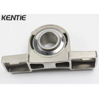 China Food Machinery Stainless Steel Pillow Block Bearing SUCP212 Chemical Resistance on sale
