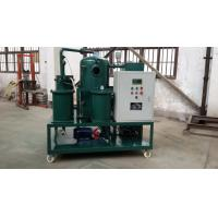 Cheap ZLA Double-Stage Vacuum Insulating Oil Purifier/Waste Management/Oil Recycling wholesale