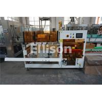 China Juice Bottled Water Production Line Automatic Bottle Carton Erector Top Loading Packing Machine on sale