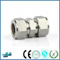 Cheap union connector stainless steel compression fittings hot male tube fittings wholesale