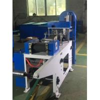 Cheap Pneumatic Feeding Tissue Folding Machine , Napkin Manufacturing Machine High Speed wholesale