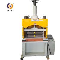 Cheap High Reliable White Hydraulic Hot Press Machine For Menbrane Emboss 15T wholesale