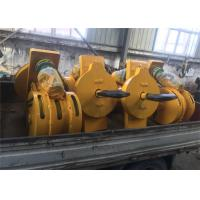 China 100% New Overhead Crane Parts Semi Auto Lifting Container Spreaders on sale