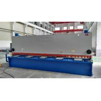 Buy cheap Electric Hydraulic Guillotine Shear Cutting Raw Material With Numeric - Control from wholesalers