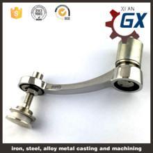 Cheap CNC Steel Automobile Cylinder Valve Body wholesale