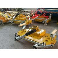 Cheap Steel Roof / Clip Joint Metal Roof Automatic Seaming Machine 220V 60HZ Frequency wholesale