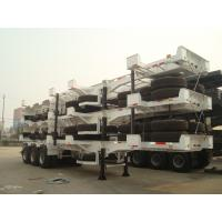 Cheap the new terminator trailer pictures skeleton container trailer - CIMC VEHICLE wholesale