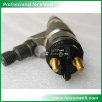 Buy cheap Foton Truck Diesel Engine parts Cummins ISF2.8 Common Rail Fuel Injector from wholesalers