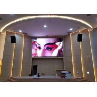 Cheap Indoor HD LED Wall For Banqueting Hall 1R1G1B SMD3535 6mm Pixel wholesale