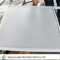 Cheap Decorative Perforated Metal  Round Opening Wire Mesh by Stainless Steel Plate wholesale