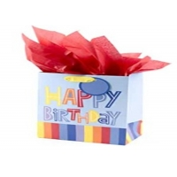 Cheap Kids birthday bag with special logo and beautiful printing wholesale