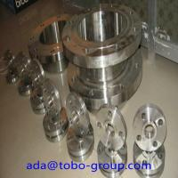 Cheap 16 NB CL 150 SCH 20 SS Forged Steel Flanges ASTM A182 GR Nace MR -01-75 Pipe Class C01d wholesale