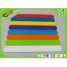 Buy cheap Flexible Green Slap Bracelet Sports Silicone Bracelets With Metal Plate Inside from wholesalers