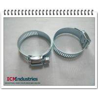 Cheap 2015 high quality Standard Worm Drive Hose Clamps wholesale