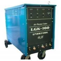China 160A  Current  High efficient Air Plasma Cutting machine with wheels moving on sale