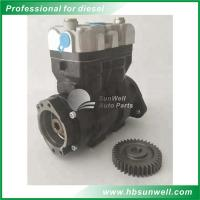 Cheap ISBE Engine Double-Cylinder Air Compressor 5316083 5339231 for Truck parts wholesale