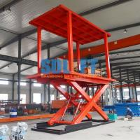 Buy cheap Home Hydraulic Vehicle Lift Smart Parking Underground Car Lifts For Small from wholesalers