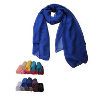 Cheap Pure color scarf wholesale