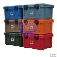 Accuracy LLDPE Plastic Rotational Molded Cooler Box Good Insulation Food Grade