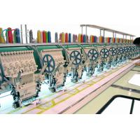 Cheap Automatic operation , 18 Heads 12 Needles Double Sequin Industry Embroidery Machine wholesale