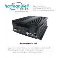 Cheap New outlook 4ch HD 720P HDD AHD Mobile DVR VEHICLE CCTV wholesale