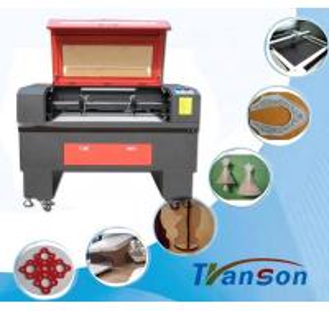 Transon 6090 Double Heads Laser Machine