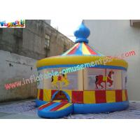 Cheap Custom Outdoor Adult Inflatable Large PVC Tarpaulin Commercial Bouncy Castles for Rent wholesale