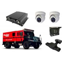 1080P HD Mobile DVR With GPS Tracking , Mobile Digital Video Recorder