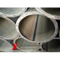 Cheap Cold Drawn Round Welded Steel Pipe , Weldable Steel Tubing For Auto Parts wholesale
