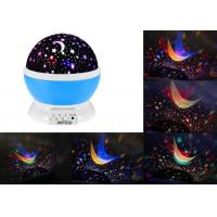 Cheap Funny Rotation Led Star Projector Night Light Decorative For Kids Bedroom wholesale