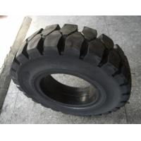Cheap solid forklift truck tire 825-15 wholesale