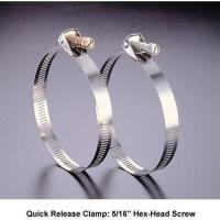 China Quick Release Hose Clamps on sale