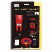 China Laser Tool Kit with Wavelength of 650nm and Working Distance of 10m on sale