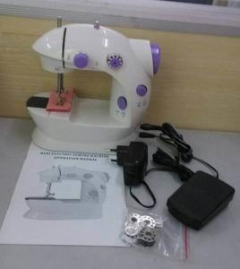 Cheap portable Electric Battery sewing machine ,mini sewing machine wholesale