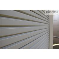 Deep Grooved Shape Exterior Wall Panels 30mm Thickness With Frost - Resistance