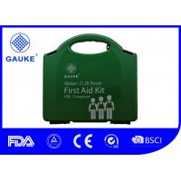 Multiple Components College First Aid Kit , College Medical Kit Washable Interior