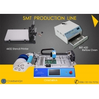 Buy cheap SMT Pick And Place Equipment 2500w Reflow Oven Surface Mount Technology​ from wholesalers